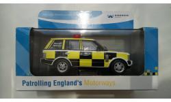 1:43 Range Rover L322 Highways Agency Traffic Officer (Corgi-Vanguards)