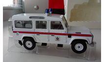 1:43 Land Rover Defender 110 SW Thames Valley Police CC07702 Corgi, масштабная модель, Land Rover 110, 1/43