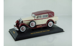 Isotta Fraschini Tipo 8 (1930), масштабная модель, IXO Museum (серия MUS), 1:43, 1/43