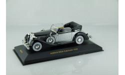 Horch 853A Cabriolet 1938, масштабная модель, IXO Museum (серия MUS), 1:43, 1/43