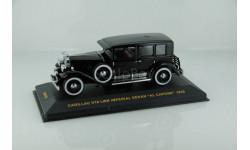 Cadillac V16 LWB Imperial Sedan 'Al Capone' (1930), масштабная модель, IXO Museum (серия MUS), 1:43, 1/43