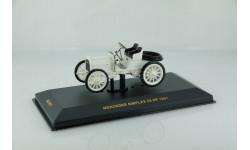 Mercedes Simplex 35 HP (1901), масштабная модель, Mercedes-Benz, IXO Museum (серия MUS), 1:43, 1/43