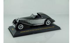 Hispano Suiza J12 T68 Coupe de Ville Fernandez & Darrin (1933), масштабная модель, Hispano-Suiza, IXO Museum (серия MUS), 1:43, 1/43