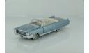 1963 Cadillac Eldorado Convertible, масштабная модель, Franklin Mint, scale43