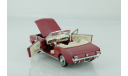 1964 Ford Mustang Convertible, масштабная модель, Franklin Mint, scale43