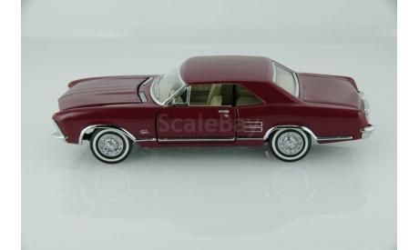 1963 Buick Riviera, масштабная модель, Franklin Mint, scale43