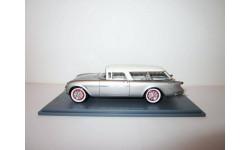 Chevrolet Corvette Nomad Wagon 1954, масштабная модель, NEO, scale43