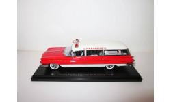 Buick Flxible Premier Ambulance 1960, масштабная модель, NEO, scale43
