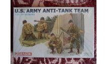 US anti-tank team, миниатюры, фигуры, Dragon, 1:35, 1/35