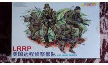 Спецназ США LRRP, Вьетнам, миниатюры, фигуры, Dragon, scale35