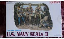 US Navy Seals (Vietnam Part2), миниатюры, фигуры, Dragon, scale35