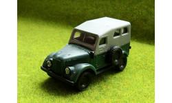 ГАЗ 69 пластмассовый - г. Херсон - 1:43