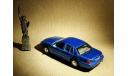 Ford Crown Victoria (1999) - Welly - 1:43, масштабная модель, 1/43