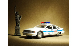 Chevrolet Caprice Classic Chicago Police Interceptor (1993) - Welly - 1:43