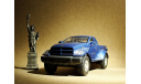 Dodge Power Wagon Concept (1999) - Kinsmart - 1:43, масштабная модель, 1/43