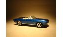 Pontiac Firebird Convertible (1969) - Johnny Lightning - 1:64, масштабная модель, 1/64