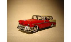 Chevrolet Nomad (1956) - Racing Champions - 1:64