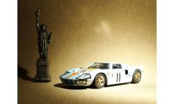 Ford GT-40 №11 Le Mans (1968) - Bang - 1:43