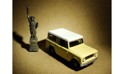 International Scout 800 4x4 (1964) - Matchbox - 1:43