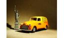 GMC Panel Truck (1951) - Ertl - 1:43, масштабная модель, 1/43