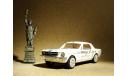 Ford Mustang Indy 500 Pace Car (1964) - Ertl - 1:43, масштабная модель, 1/43