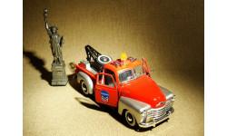 Chevrolet 3100 Wrecker (1950) - Cararama - 1:43