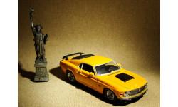 Ford Mustang BOSS 429 (1970) - Matchbox - 1:43