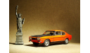 Mercury Capri Mk-1 2600 RS (1973) - Cararama - 1:43, масштабная модель, 1/43