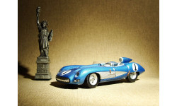 Chevrolet Corvette SS XP 64 Concept Car (1957) - Auto Art - 1:43