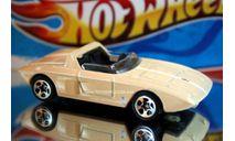 Ford Mustang Concept (1962) - Hot Wheels - 1:64, масштабная модель, 1/64