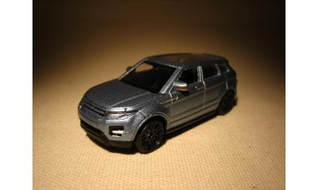 Range Rover Evoque 5-Dr - 1:64, масштабная модель, 1/64