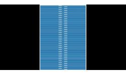 Декали на полицеиские автомобили (полиция) - А4 - 1:43