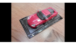 Chevrolet Corvette Z51 Coupe С6 (2004) - IXO - DeAgostini - 1:43