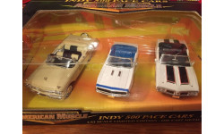 Ertl 1/43 Indy 500 Pace cars Camaro Olds Mercury