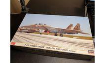 Hasegawa 01950 F-15I STRIKE EAGLE 'ISRAELI AIR FORCE Ra'am' Limited Edition, сборные модели авиации, scale72
