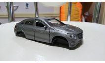 Mercedes-Benz GLE I (W166) 350 d, масштабная модель, 1:43, 1/43