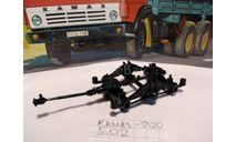 КАМАЗ, запчасти для масштабных моделей, scale43