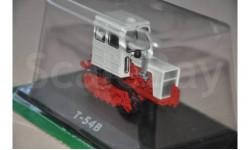 Т-54В, масштабная модель трактора, Тракторы. История, люди, машины. (Hachette collections), scale43