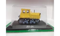 ДТ-54, масштабная модель трактора, Тракторы. История, люди, машины. (Hachette collections), 1:43, 1/43