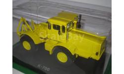 К-700, масштабная модель трактора, МТЗ, Тракторы. История, люди, машины. (Hachette collections), 1:43, 1/43