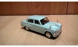 москвич 403, масштабная модель, Суперкары. Лучшие автомобили мира, журнал от DeAgostini, scale43