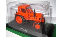 МТЗ-80, масштабная модель трактора, Тракторы. История, люди, машины. (Hachette collections), scale43