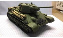 Т-34 звезда
