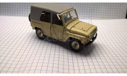 УАЗ 469 А34 рама метал