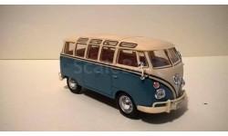 Volkswagen bull 1960, масштабная модель, 1:43, 1/43