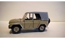 УАЗ 469, масштабная модель, 1:43, 1/43