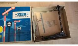 H0 HO 1/87 16.5 mm сигнал электрический Siba Piko ГДР/DDR, железнодорожная модель