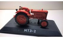 мтз-2, масштабная модель, Тракторы. История, люди, машины. (Hachette collections), 1:43, 1/43