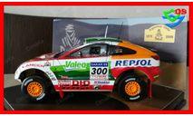 Mitsubishi Lancer Racing #300 Dakar Rally 2009 VITESSE, масштабная модель, scale43