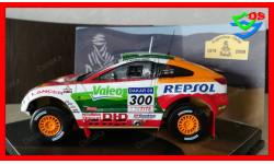 Mitsubishi Lancer Racing #300 Dakar Rally 2009